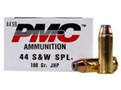 PMC AMMUNITION Ammunition BRONZE 44 SMITH WESSON